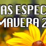 Ofertas Especiales Primavera 2019