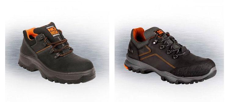 Características de un calzado de protección contra el frío