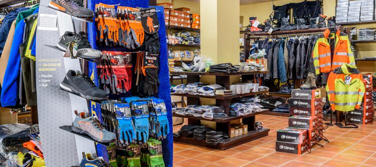 Somos tu distribuidor de EPIs en Huelva