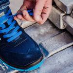 Calzado deportivo de seguridad para el verano